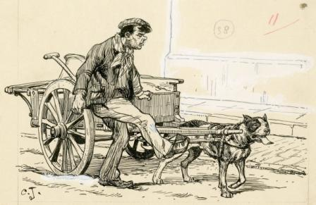 Hondenkar Met ons vieren - kopie