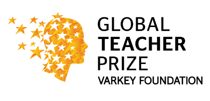 logo Global Teacher Prize