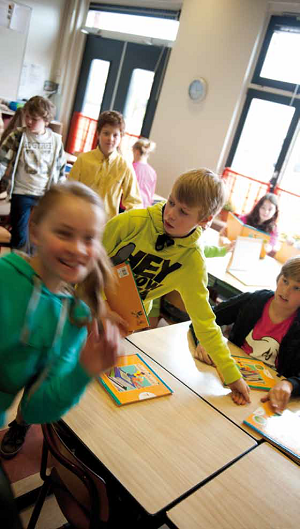 OBS de Saller uit Losser over dyslexie